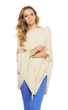 Lilly Pulitzer Resort '13- Cashmere Harp Wrap