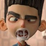 Once again, a highly anticipated film falls short of my super unreaslitically high expectations. I wanted to completely adore ParaNorman. With wonderful animation and fantastic characters, it has the potential of a brilliant film. It's still a worthy addition to 2012's Hallowe'en fare despite my mild disappointment.
