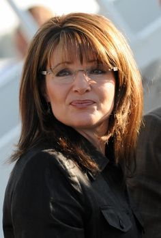 Sarah palin, Celebrity hairstyles and Updos on Pinterest