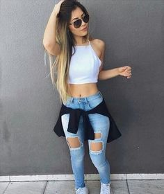 Look Básico #desejosmoda #girls #look