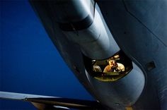 Confessions Of A USAF KC-135 'Flying Gas Station' Boom Operator