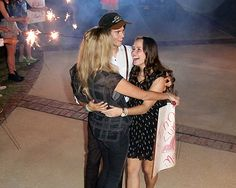The happy engaged couple John Luke and Mary Kate with Korie Robertson John Luke Robertson, Mary Kate Robertson, Robertson Family, Sadie Robertson, Duck Dynasty Family, Miss Kays, Duck Commander, Future Wife, Engagement Couple