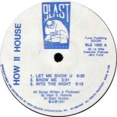 How II House - Let Me Show U