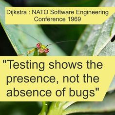 Work Meaning, Software Testing, The Absence, Things I Want, About Me Blog