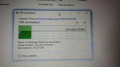 USB 3.0 muito TOP a velocidade