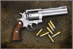 Stepped up to the Ruger .454 magnum last night. Great accuracy even with nasty recoil.