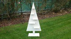 Steigerhouten kerstboom, verkrijgbaar op STEIGERHOUT-TOTAAL.NL
