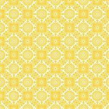 Vliesbehang barok geel (dessin 31-361)