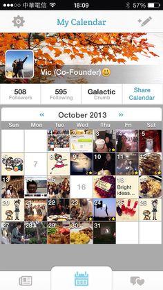 How to Create a Beautiful Photo Calendar With an App!