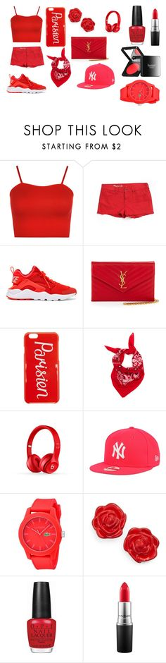 Blood Gang by breezybrebre on Polyvore featuring beauty, Butter