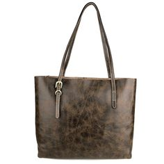 Leather Handbags for Any Women Who Need a Cool Tote or Hobo Bag (Ships From Amazon)