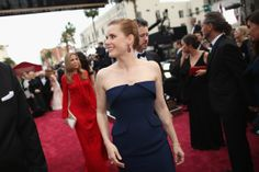 Amy Adams - Arrivals at the 86th Annual Academy Awards — Part 4