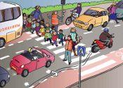 Leuke aanvulling op thema verkeer! oversteken: verhaal en opdrachten