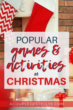 Discover these great Christmas party activities. Kids, teens, and adults will love these fun Christmas games ideas. Build gingerbread mansions and houses to make cute gingerbread decorations. There are multiple games in the minute to win it section. Christmas Party Activities, Adult Christmas Party, Christmas Activities For Families, Christmas Games For Family, Activities For Teens, Christmas On A Budget, Family Activities, Family Games, Xmas Party
