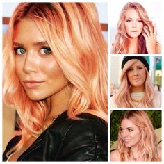 Rose gold, our favourite #hairshade at the moment! #chillhair #chillukhair