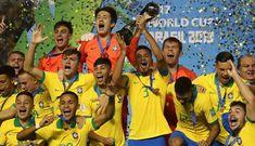 Late goals win Brazil fourth FIFA WC title Paris Saint, Game Live Stream, Under 17, Match Score, Comedy Skits, Latest Cricket News, Live Matches, Fifa World Cup, Sports News