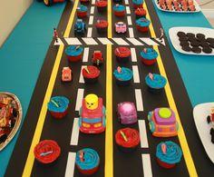 Cars Birthday Party I created