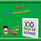 FANTASTIC FREEBIE!!! This PowerPoint presentation is a great resource for kicking off your Hundredth Day celebration!  After a brief introduction, the slides begin wi...