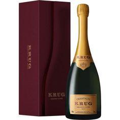 Champagne Krug wine