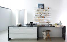 Home Office Kitchen