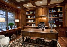 how about an office just off the front entrance? half of the formal LR would make fine size home office for us to share. ideas For Small Space Home Office Space, Office Interior Design, Masculine Home Offices, Office Interiors, Small Space Interior Design, Home, Home Office Furniture, Home Decor, Office Design