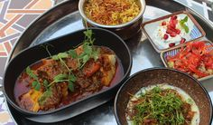 A selection of curry restaurants in Cape Town worth visiting. Most are Indian, some are Malay, but all are highly recommended by curry-lovers. Restaurant Recipes, Cape Town, Paella, Curry, Food And Drink, Beef, Ethnic Recipes, Hot Spots, Restaurants