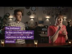'End The Awkward' Chat Up - Scope's Advert With Alex Brooker Advertising, Ads, Awkward Moments, Copywriting, Disability, Comedy, In This Moment, This Or That Questions, Feelings