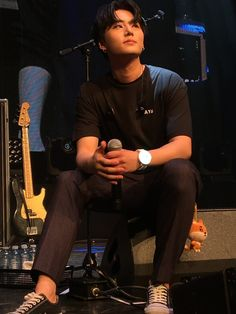 Young K Day6, Dream Boyfriend, Man Crush Everyday, Dear Future Husband, Young Ones, Aesthetic Photo, Cool Bands, Boy Groups, We Heart It