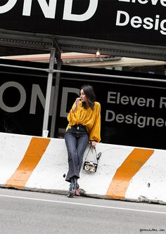 Style Story: Aziza Azim / Garance Doré