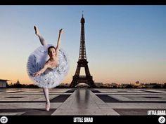 Little Shao - Paris Street Ballet - Created on Tactilize