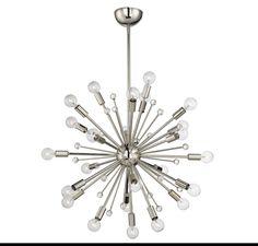 #midcenturymodern #lighting #homedecor