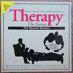 Therapy, The Second Session