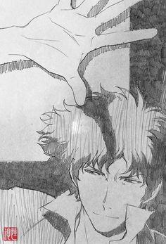 Cowboy Bebop - Spike Spiegel by Tsunenori Saito   斎藤 恒徳 *