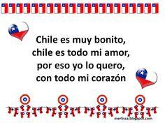 Payas para niños fiestas patrias | conozcamos chile