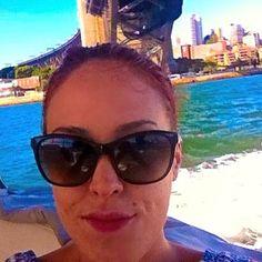 #sydneyharbour #onthewater #sydneyharbourbridge #goodmorning #goodfriends #memories by phoenix_delray_ http://ift.tt/1NRMbNv