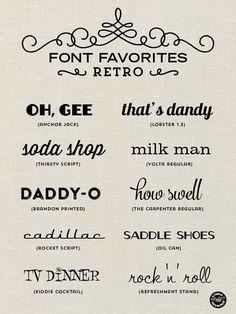 Image result for 1950s tattoo font