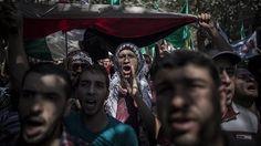 Miles de jordanos protestan contra Israel por restricción en mezquita Al Aqsa