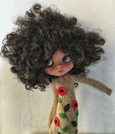 Blythe doll ~ https://www.etsy.com/it/listing/274763026/rhea-custom-doll-ooak-fashion-doll