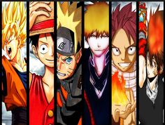 BAD BOYS OF ANIME Hey Anime Fans Check out our Bad Boys of Anime at our new Tomatovision TV site where you will find the Bad boys from Bleach, Naruto, Full Metal Alchemist,Inuyasha, One Piece, and of course the baddest boys from DragonBallZ check them out Today. Don't make them come looking for you!! http://tomatovisiontv.wix.com/tomatovision2#!anime/cjg9