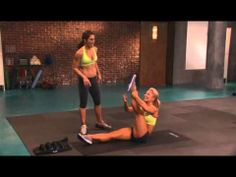 Jillian Michaels Ripped In 30 Week 2 of 4 (Workout 5 to 6 days/wk with 1 rest day)