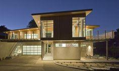 Faultless Design and Energy Efficiency: Tiburon Bay House