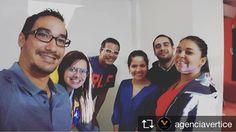 Lo máximo el  equipo @agenciavertice ... Repost from @agenciavertice @TopRankRepost #TopRankRepost Gracias a @marcelp1974 por la capacitación sobre blogs! #teamvertice #agencia #publicidad #blog
