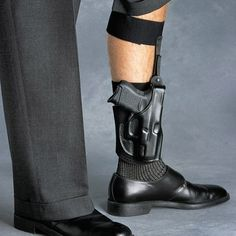 Galco Ankle concealed carry
