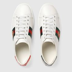 Gucci Ace embroidered sneaker Detail 3