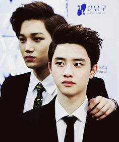 Kaisoo. Im not a shipper, but they both look great. Together or separate:)
