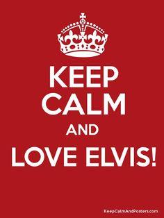 Love Elvis    <3   <3