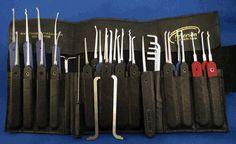 Peterson Manufacturing Locksmith Tools