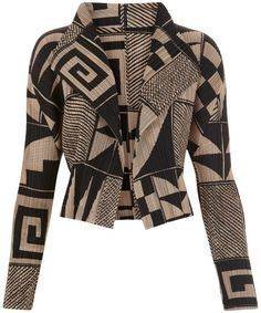 Jacket - I want this jacket African fashion styles, African clothing, Nigerian style, Ghanaian fashion, African women dresses, African prints, African shoes, Nigerian fashion, Ankara, Kitenge, Aso okè, Kenté, brocade etc ~DK - Picmia #Africanfashion