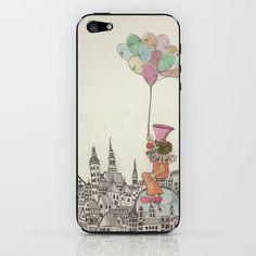 My way around the world iPhone & iPod Skin by Polly Lin My Way, Ipod, Phone Cases, Phone Case, Ipods