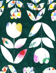 print & pattern: DESIGNER - susse linton